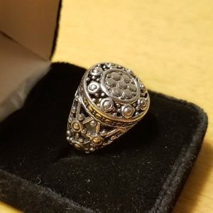 Vintage Jewelry - Vintage Sterling Silver Ring